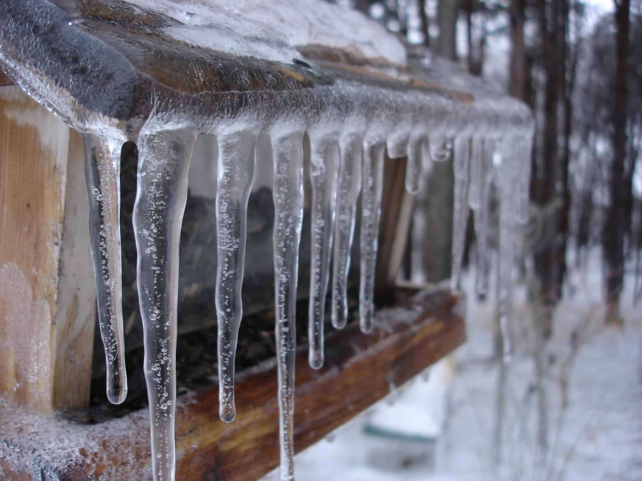 How To Identify Your Home Has An Ice Dam