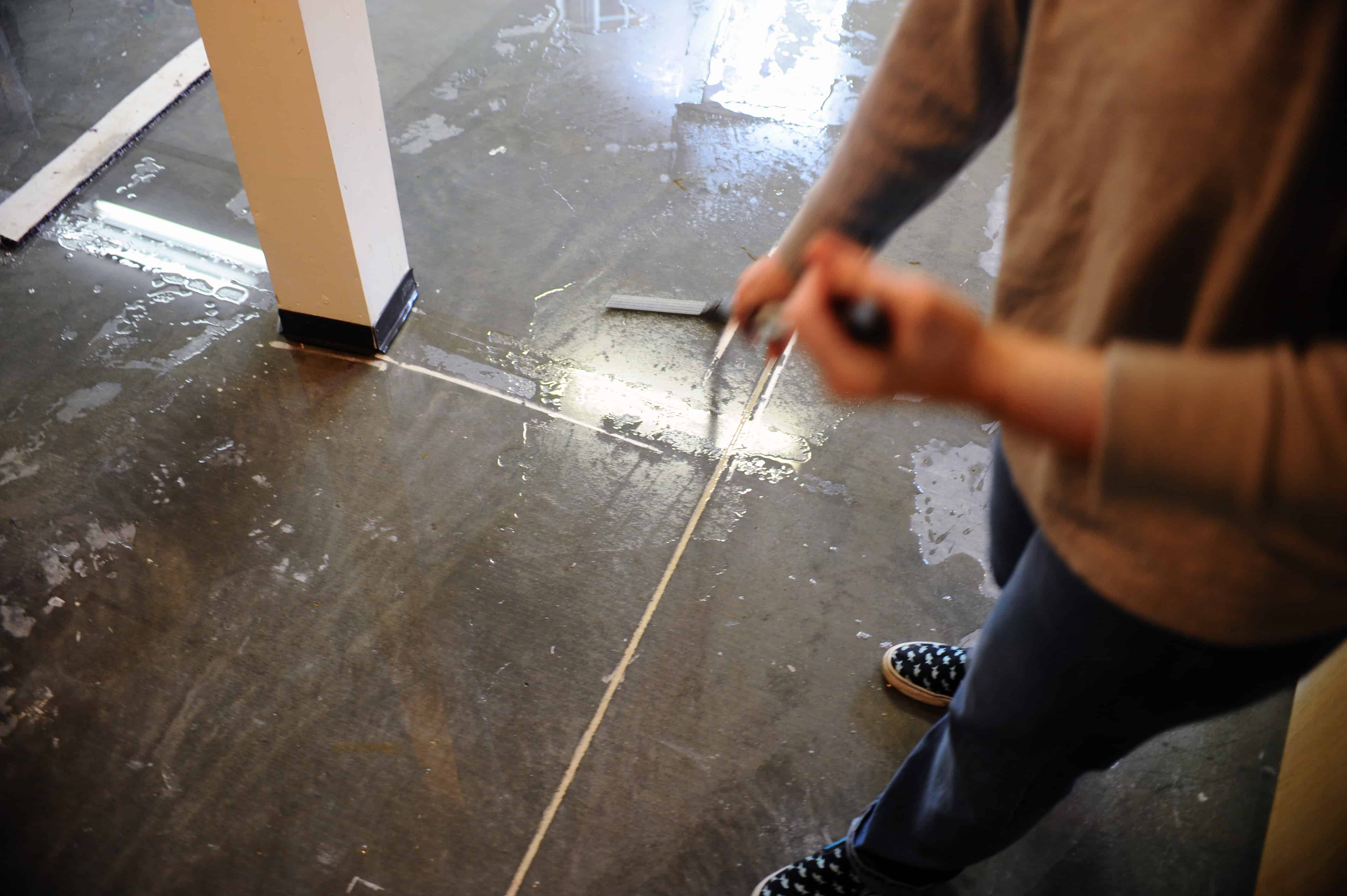 Cove Joint Seepage: Fixing Basement Leaks Where Wall Meets Floor