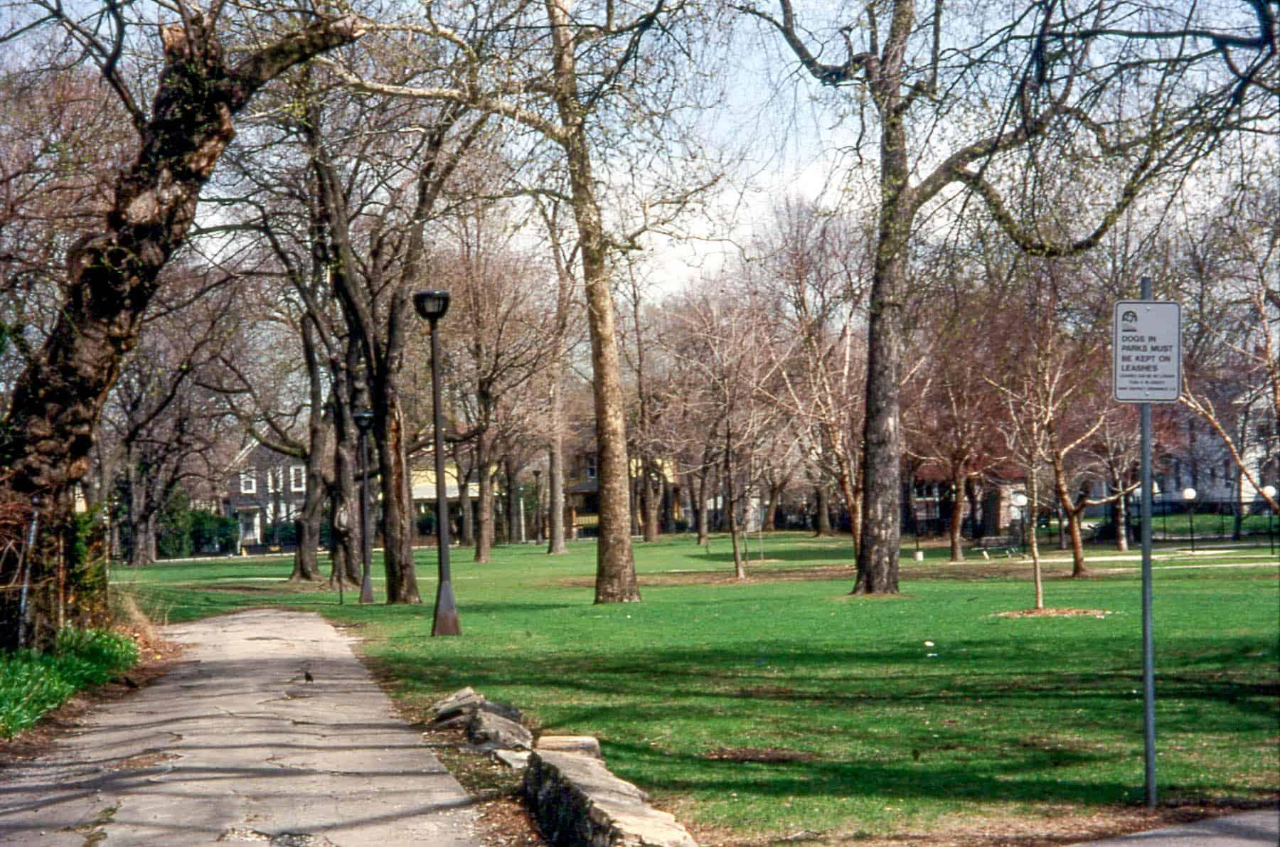 Mills Park, Oak Park