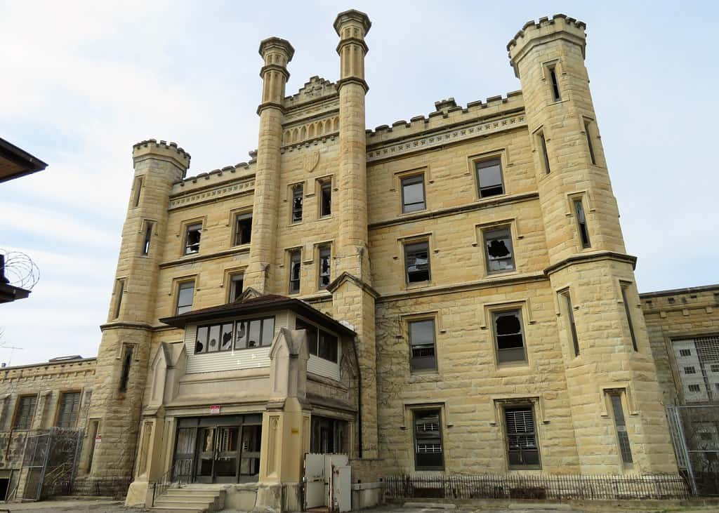 Chicago architecture: Old Joliet Prison