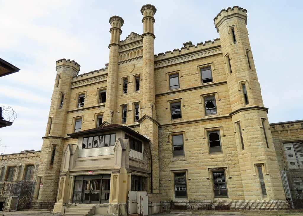 Chicago architecture: Old Joliet Prison