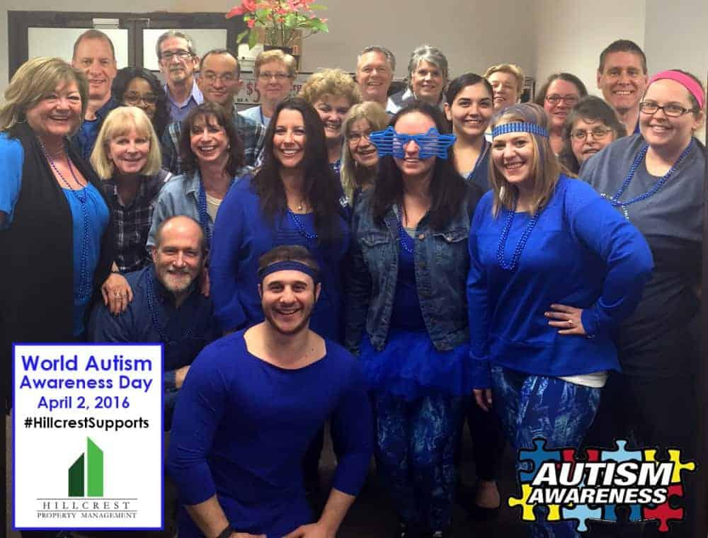 Autism Day 2016