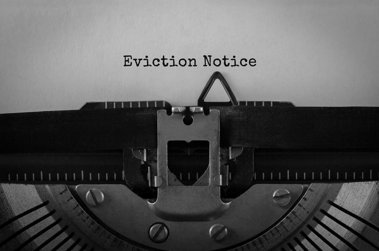 Bad Renter Eviction Notice