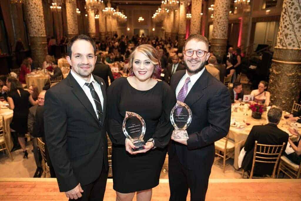 Hillcrest's IREM Chicagoland 2018 Winners